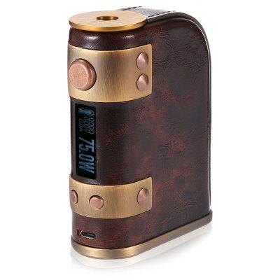 Vapeman Steam Engine 75W TC Box Mod