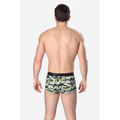 Male Stylish Sexy Boxer ShortsMens Underwear &amp; Pajamas<br>Male Stylish Sexy Boxer Shorts<br><br>Package Contents: 1 x Boxer Shorts<br>Package size: 20.00 x 20.00 x 2.00 cm / 7.87 x 7.87 x 0.79 inches<br>Package weight: 0.1000 kg<br>Product weight: 0.0700 kg