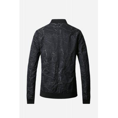 Male Classic Long Sleeve Jacquard JacketMens Jackets &amp; Coats<br>Male Classic Long Sleeve Jacquard Jacket<br><br>Closure Type: Zipper<br>Clothes Type: Jackets<br>Embellishment: Others<br>Materials: Cotton, Nylon<br>Package Content: 1 x Men Jacket<br>Package Dimension: 40.00 x 30.00 x 4.00 cm / 15.75 x 11.81 x 1.57 inches<br>Package weight: 0.4400 kg<br>Pattern Type: Others<br>Product weight: 0.4000 kg<br>Seasons: Autumn,Spring<br>Shirt Length: Regular<br>Sleeve Length: Long Sleeves<br>Style: Casual<br>Thickness: Thin