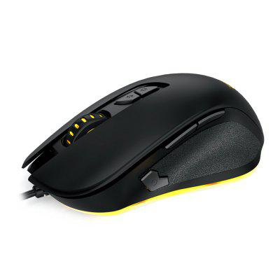 TAILUN T47 Programmable Wired Optical Gaming MouseMouse<br>TAILUN T47 Programmable Wired Optical Gaming Mouse<br><br>Cable Length (m): 1.8m<br>Coding Supported: No<br>Connection: Wired<br>Connection Type: USB Wired<br>DPI Adjustment: Support<br>Features: Gaming<br>Interface: USB 2.0<br>Material: ABS<br>Model: T47<br>Mouse Macro Express Supported: No<br>Package Contents: 1 x TAILUN T47 Mouse<br>Package size (L x W x H): 10.00 x 5.00 x 18.00 cm / 3.94 x 1.97 x 7.09 inches<br>Package weight: 0.3200 kg<br>Power Supply: USB Port<br>Product size (L x W x H): 5.00 x 3.50 x 11.00 cm / 1.97 x 1.38 x 4.33 inches<br>Product weight: 0.2000 kg<br>Type: Mouse