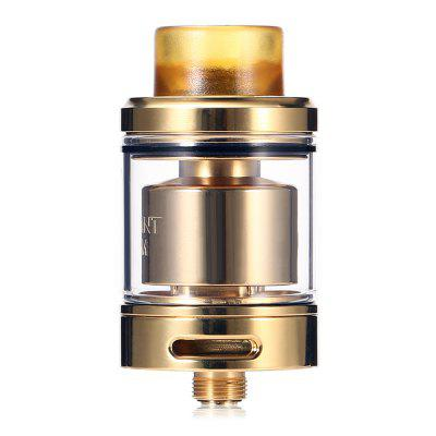 Wotofo SERPENT SMM RTA wotofo serpent smm 4ml rta tank 510 thread 24mm single coil 304 stainless steel electronic cigarette atomizer vs bellus rdta