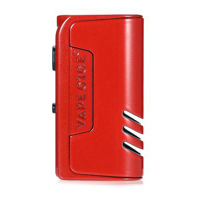 Original VapeCige SD Nano DNA60 Box ModTemperature Control Mods<br>Original VapeCige SD Nano DNA60 Box Mod<br><br>Accessories type: MOD<br>APV Mod Wattage: 60W<br>APV Mod Wattage Range: 51-100W<br>Battery Form Factor: 18650<br>Battery Quantity: 1pc ( not included )<br>Brand: VapeCige<br>Material: Zinc Alloy<br>Mod: Temperature Control Mod,VV/VW Mod<br>Model: SD Nano DNA60<br>Package Contents: 1 x Mod, 1 x English User Manual, 1 x USB Cable<br>Package size (L x W x H): 11.30 x 8.50 x 5.00 cm / 4.45 x 3.35 x 1.97 inches<br>Package weight: 0.2660 kg<br>Product size (L x W x H): 7.40 x 4.00 x 2.40 cm / 2.91 x 1.57 x 0.94 inches<br>Product weight: 0.1320 kg<br>Temperature Control Range: 200 - 600 Deg.F<br>Type: Electronic Cigarettes Accessories
