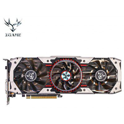 Colorful iGame GTX 1080Ti Vulcan AD Gaming Video Graphics Card