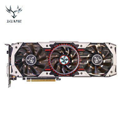 Colorful iGame GTX 1080 Ti Vulcan AD Placa Gráfica de Vídeo