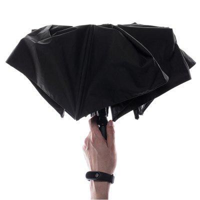 Xiaomi Umbrella for Sunny and Rainy DaysUmbrellas<br>Xiaomi Umbrella for Sunny and Rainy Days<br><br>Package Contents: 1 x Xiaomi Umbrella<br>Package Size(L x W x H): 32.00 x 6.00 x 6.00 cm / 12.6 x 2.36 x 2.36 inches<br>Package weight: 0.5250 kg<br>Product size (L x W x H): 46.00 x 46.00 x 55.00 cm / 18.11 x 18.11 x 21.65 inches<br>Product weight: 0.2950 kg