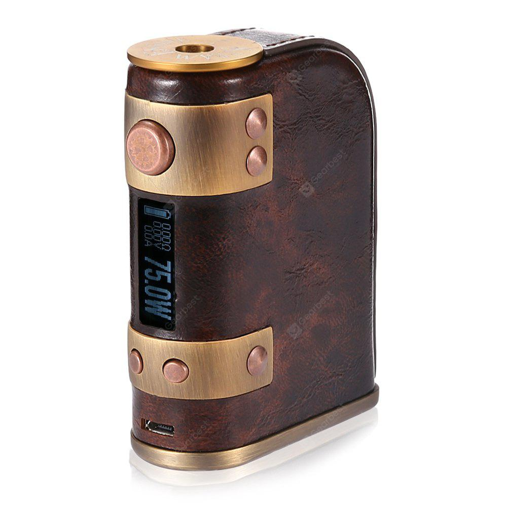 Original Vapeman Steam Engine 75W TC Box Mod