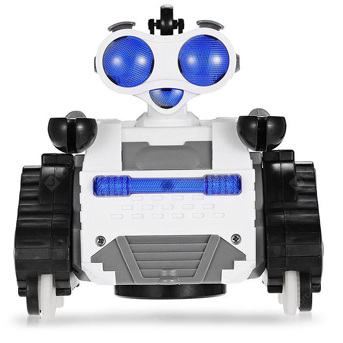 2.4GHz Robot a Sfera Rotante Multifunzionale a LED - RTR