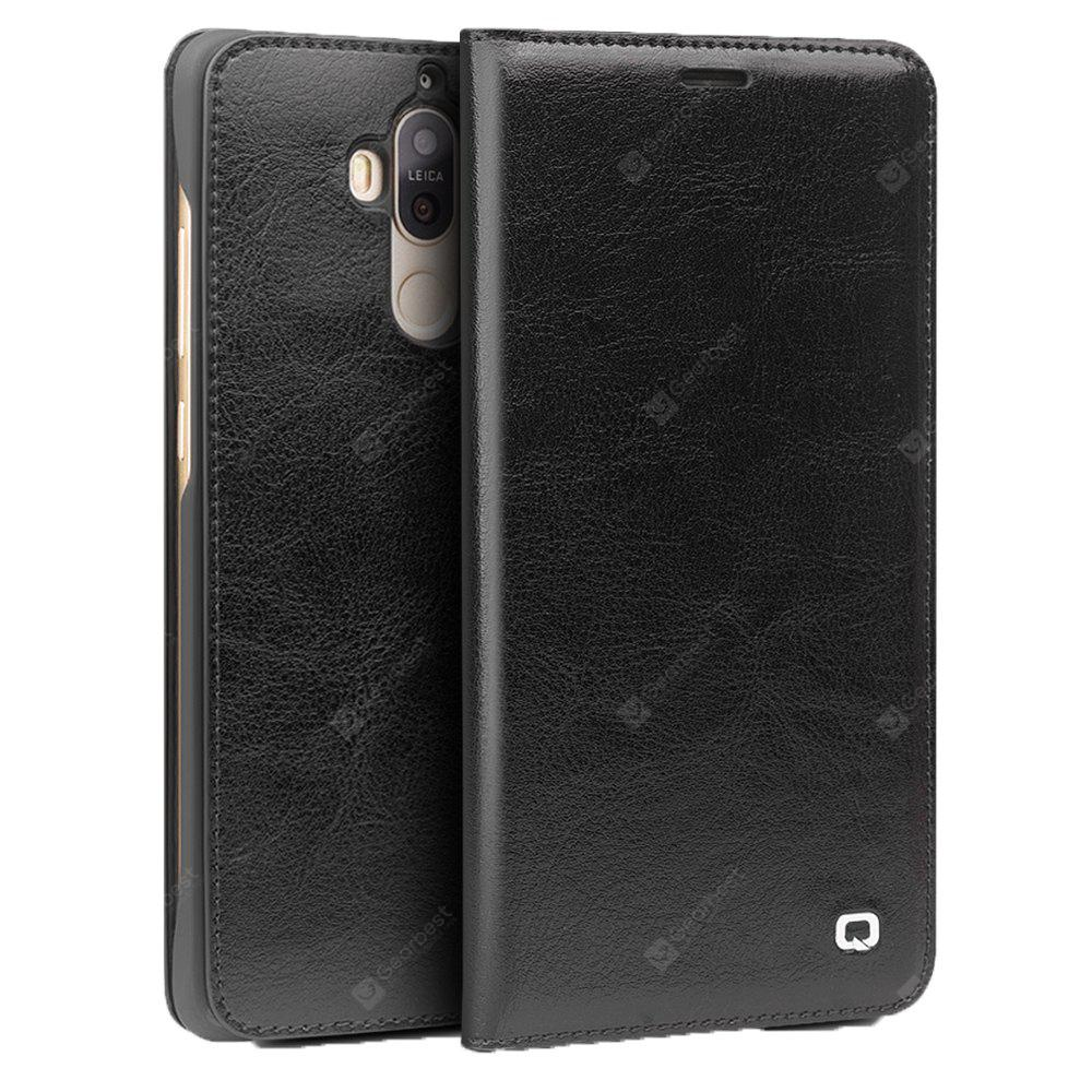 QIALINO Ultrathin Leather Phone Cover for HUAWEI Mate 9