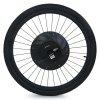 Buy YUNZHILUN iMortor 26 inch Smart Electric Front Bicycle Wheel BLACK