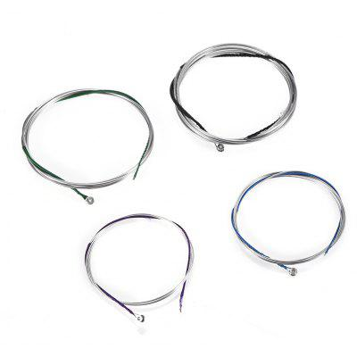 KING LION V115 Aluminum Magnesium Alloy String 4pcs