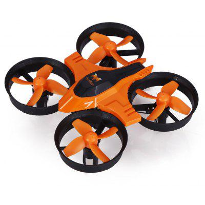 FuriBee F36 2.4GHz 4CH 6 Axis Gyro RC Quadcopter - STANDARD VERSION ORANGE