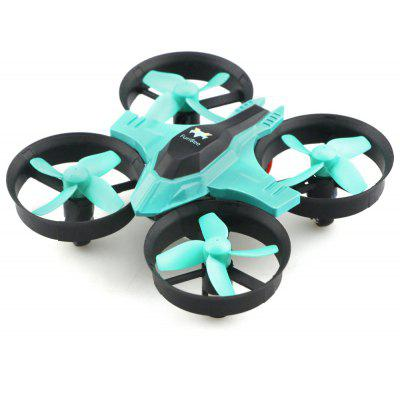 F36 Mini RC Drone - RTF - CYAN STANDARD VERSION