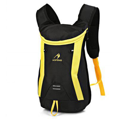 AOFENG Men Outdoor Multifunctional Sports Backpack