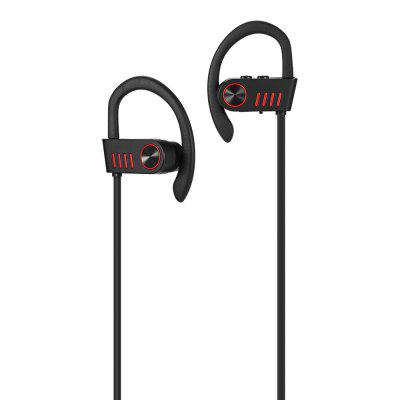 LE ZHONG DA CX - 7 Smart Stereo Bluetooth Sport EarbudsEarbud Headphones<br>LE ZHONG DA CX - 7 Smart Stereo Bluetooth Sport Earbuds<br><br>Battery Capacity(mAh): 85mAh Li-ion Battery<br>Battery Types: Built-in<br>Bluetooth: Yes<br>Bluetooth distance: W/O obstacles 10m<br>Bluetooth protocol: A2DP<br>Bluetooth Version: V4.1 + EDR<br>Brand: LE ZHONG DA<br>Cable Length (m): 0.5M<br>Charging Time.: 2H<br>Compatible with: Mobile phone, iPod, iPhone<br>Connecting interface: Micro USB<br>Connectivity: Wired and Wireless<br>Driver unit: 10mm<br>Frequency response: 18-20000Hz<br>Function: Answering Phone, Bluetooth, Multi connection function, Microphone, Song Switching, Noise Cancelling<br>Impedance: 16ohms<br>Language: English<br>Material: ABS<br>Model: CX - 7<br>Music Time: 6H<br>Package Contents: 1 x Earbuds, 1 x English / Chinese Manual, 1 x Micro USB Cable, 2 x Pair of Standby Earbud Tips ( L, S )<br>Package size (L x W x H): 8.00 x 10.00 x 5.00 cm / 3.15 x 3.94 x 1.97 inches<br>Package weight: 0.0670 kg<br>Product weight: 0.0190 kg<br>Sensitivity: 92±3dB<br>Standby time: 240H<br>Talk time: 7H<br>Type: In-Ear<br>Wearing type: In-ear with ear hook