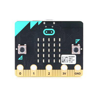 BBC micro:bit I2C 32-bit Microcontroller Development BoardDIY Parts &amp; Components<br>BBC micro:bit I2C 32-bit Microcontroller Development Board<br><br>Model: micro:bit<br>Package Contents: 1 x Microcontroller Development Board, 1 x English Operation Manual, 1 x Multi-language Safety Manual<br>Package Size(L x W x H): 10.00 x 6.00 x 3.00 cm / 3.94 x 2.36 x 1.18 inches<br>Package weight: 0.0380 kg<br>Product Size(L x W x H): 5.10 x 4.20 x 0.20 cm / 2.01 x 1.65 x 0.08 inches<br>Product weight: 0.0090 kg