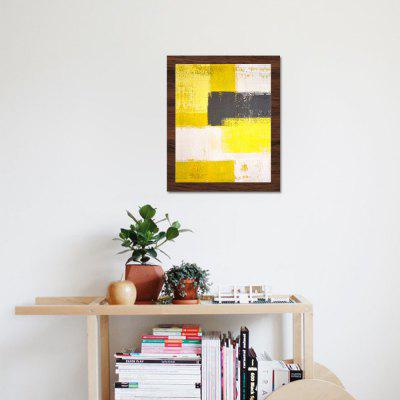 Abstract Art Wall Decor PrintPrints<br>Abstract Art Wall Decor Print<br><br>Craft: Print<br>Form: One Panel<br>Material: Canvas<br>Package Contents: 1 x Print<br>Package size (L x W x H): 32.00 x 4.00 x 4.00 cm / 12.6 x 1.57 x 1.57 inches<br>Package weight: 0.1000 kg<br>Painting: Without Inner Frame<br>Product size (L x W x H): 30.00 x 40.00 x 0.10 cm / 11.81 x 15.75 x 0.04 inches<br>Product weight: 0.0400 kg<br>Shape: Horizontal<br>Style: Abstract<br>Subjects: Abstract<br>Suitable Space: Bedroom,Dining Room,Hotel,Living Room