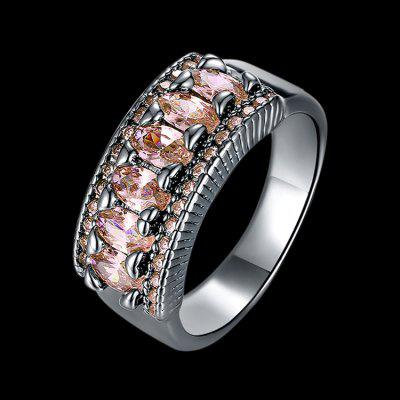 Copper Gold Plated Concise Cylindrical RingRings<br>Copper Gold Plated Concise Cylindrical Ring<br><br>Fabric: Zircon<br>Occasions: Casual, Party<br>Package Contents: 1 x Ring<br>Package size (L x W x H): 2.90 x 2.90 x 2.60 cm / 1.14 x 1.14 x 1.02 inches<br>Package weight: 0.0740 kg<br>Product weight: 0.0540 kg<br>Style: Fashion<br>Type: Rings