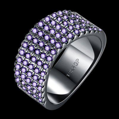 Creative Curved Design Fashion RingRings<br>Creative Curved Design Fashion Ring<br><br>Fabric: Zircon<br>Occasions: Casual, Party<br>Package Contents: 1 x Ring<br>Package size (L x W x H): 3.00 x 3.00 x 2.50 cm / 1.18 x 1.18 x 0.98 inches<br>Package weight: 0.0820 kg<br>Product weight: 0.0620 kg<br>Style: Fashion<br>Type: Rings
