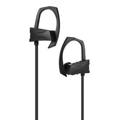 LE ZHONG DA CX - 6 Smart Stereo Bluetooth Sport EarbudsEarbud Headphones<br>LE ZHONG DA CX - 6 Smart Stereo Bluetooth Sport Earbuds<br><br>Application: Running, Sport<br>Battery Capacity(mAh): 85mAh Li-ion Battery<br>Battery Types: Built-in<br>Bluetooth: Yes<br>Bluetooth distance: W/O obstacles 10m<br>Bluetooth protocol: A2DP<br>Bluetooth Version: V4.1 + EDR<br>Brand: LE ZHONG DA<br>Cable Length (m): 0.5M<br>Charging Time.: 2H<br>Compatible with: iPhone, iPod, Mobile phone<br>Connecting interface: Micro USB<br>Connectivity: Wired and Wireless<br>Driver unit: 10mm<br>Frequency response: 18-20000Hz<br>Function: Song Switching, Noise Cancelling, Multi connection function, Microphone, Answering Phone, Sweatproof, Voice control, Voice Prompt, Bluetooth<br>Impedance: 16ohms<br>Language: English<br>Material: TPE, ABS<br>Model: CX - 6<br>Music Time: 6H<br>Package Contents: 1 x Earbuds, 1 x English Manual, 1 x Micro USB Cable, 2 x Pair of Standby Earbud Tips ( L, S ), 1 x Cable Buckle<br>Package size (L x W x H): 10.00 x 8.00 x 5.00 cm / 3.94 x 3.15 x 1.97 inches<br>Package weight: 0.0680 kg<br>Product weight: 0.0200 kg<br>Sensitivity: 92±3dB<br>Standby time: 240H<br>Talk time: 7H<br>Type: In-Ear<br>Wearing type: In-ear with ear hook
