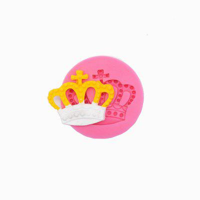 Kitchen Baking Utensil Crown Shape MouldCake Molds<br>Kitchen Baking Utensil Crown Shape Mould<br><br> Product weight: 0.0300 kg<br>Material: Silicone<br>Package Contents: 1 x Mould<br>Package size (L x W x H): 8.00 x 8.00 x 2.00 cm / 3.15 x 3.15 x 0.79 inches<br>Package weight: 0.0800 kg<br>Product size (L x W x H): 6.00 x 6.00 x 1.00 cm / 2.36 x 2.36 x 0.39 inches<br>Type: Bakeware