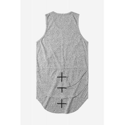 Fashionable Long Snow Cotton Cross Stitching VestWaistcoats<br>Fashionable Long Snow Cotton Cross Stitching Vest<br><br>Material: Cotton, Polyester<br>Package Contents: 1 x Vest<br>Package size: 35.00 x 25.00 x 2.00 cm / 13.78 x 9.84 x 0.79 inches<br>Package weight: 0.2400 kg<br>Product weight: 0.1700 kg