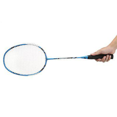 YONO YN - 700 Pair of  Aluminum Alloy Badminton RacketsTeam Sports<br>YONO YN - 700 Pair of  Aluminum Alloy Badminton Rackets<br><br>Brand: YONO<br>Material: Aluminum Alloy, Nylon<br>Package Content: 1 x YONO YN - 700 Pair of Badminton Rackets, 1 x Storage Bag<br>Package size: 70.00 x 29.00 x 5.00 cm / 27.56 x 11.42 x 1.97 inches<br>Package weight: 0.3260 kg<br>Product size: 66.80 x 20.00 x 3.00 cm / 26.3 x 7.87 x 1.18 inches