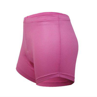 Arsuxeo 003 Quick Dry Breathable Sports Shorts for WomenCycling Clothings<br>Arsuxeo 003 Quick Dry Breathable Sports Shorts for Women<br><br>Brand: Arsuxeo<br>Feature: Silicone Pads, Breathable, Quick Dry<br>For: Cycling<br>Package Contents: 1 x Sports Shorts<br>Package size (L x W x H): 27.00 x 17.00 x 4.00 cm / 10.63 x 6.69 x 1.57 inches<br>Package weight: 0.2800 kg<br>Product size (L x W x H): 26.00 x 16.00 x 3.00 cm / 10.24 x 6.3 x 1.18 inches<br>Product weight: 0.2500 kg<br>Suitable Crowds: Women<br>Type: Short Pants