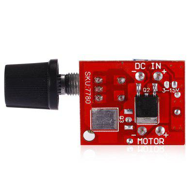 AC Motor PWM Speed Controlling SwitchMotors<br>AC Motor PWM Speed Controlling Switch<br><br>Package Contents: 1 x PWM Speed Controlling Switch, 1 x Screw Nut, 1 x Metal Circle<br>Package Size(L x W x H): 8.00 x 4.00 x 2.00 cm / 3.15 x 1.57 x 0.79 inches<br>Package weight: 0.0300 kg<br>Product Size(L x W x H): 3.00 x 2.40 x 0.15 cm / 1.18 x 0.94 x 0.06 inches<br>Product weight: 0.0130 kg