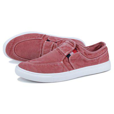 Male Canvas Soft Slip On Leisure ShoesCasual Shoes<br>Male Canvas Soft Slip On Leisure Shoes<br><br>Closure Type: Slip-On<br>Contents: 1 x Pair of Shoes<br>Function: Slip Resistant<br>Lining Material: Cotton Fabric<br>Materials: Fabric, Rubber, Canvas<br>Occasion: Tea Party, Shopping, Office, Casual, Party, Daily, Holiday<br>Outsole Material: Rubber<br>Package Size ( L x W x H ): 30.00 x 19.00 x 10.00 cm / 11.81 x 7.48 x 3.94 inches<br>Package Weights: 0.92kg<br>Pattern Type: Solid<br>Seasons: Autumn,Spring<br>Style: Modern, Leisure, Fashion, Comfortable, Casual<br>Toe Shape: Round Toe<br>Type: Casual Shoes<br>Upper Material: Canvas