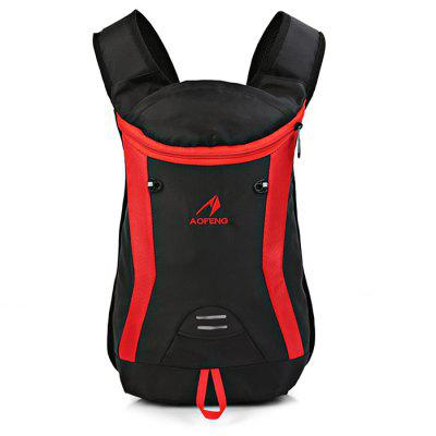 AOFENG Men Outdoor Multifunctional Sports BackpackBackpacks<br>AOFENG Men Outdoor Multifunctional Sports Backpack<br><br>Brand: AOFENG<br>Features: Wearable<br>Gender: Men<br>Material: Polyester, Oxford Fabric<br>Package Size(L x W x H): 39.00 x 24.00 x 2.70 cm / 15.35 x 9.45 x 1.06 inches<br>Package weight: 0.5600 kg<br>Packing List: 1 x AOFENG Backpack<br>Product weight: 0.5200 kg<br>Style: Fashion, Casual<br>Type: Backpacks