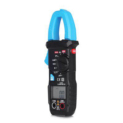 Bside UT203 Temperature Measurement AC / DC Clamp MeterMultimeters &amp; Fitting<br>Bside UT203 Temperature Measurement AC / DC Clamp Meter<br><br>Battery Type: AAA Battery<br>Battery Voltage: 1.5V<br>Brand: BSIDE<br>Model: UT203<br>Package Contents: 1 x Clamp Meter, 1 x Pair of Pen-shaped Test Lead ( 80cm ), 1 x English Operation Manual, 1 x Cloth Bag, 1 x Thermocouple Probe<br>Package size (L x W x H): 20.00 x 11.50 x 4.50 cm / 7.87 x 4.53 x 1.77 inches<br>Package weight: 0.3750 kg<br>Product size (L x W x H): 16.50 x 8.00 x 3.00 cm / 6.5 x 3.15 x 1.18 inches<br>Product weight: 0.1810 kg<br>Sampling Rate: about 3 times/s