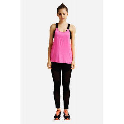 Female Soft Lightweight Vest for Yoga Energy Sports