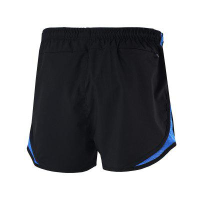 Arsuxeo B165 Man Quick Dry Loose Running ShortsCycling Clothings<br>Arsuxeo B165 Man Quick Dry Loose Running Shorts<br><br>Brand: Arsuxeo<br>Feature: Quick Dry<br>Material: Polyester, Spandex<br>Package Contents: 1 x Arsuxeo Shorts<br>Package size (L x W x H): 26.00 x 16.00 x 3.00 cm / 10.24 x 6.3 x 1.18 inches<br>Package weight: 0.1600 kg<br>Product weight: 0.1500 kg<br>Suitable Crowds: Men<br>Type: Short Pants
