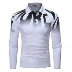 Buy WHITE, Apparel, Men's Clothing, Men's T-shirts, Men's Long Sleeves Tees for $13.45 in GearBest store