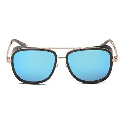 Popular Design Unisex UV400 SunglassesStylish Sunglasses<br>Popular Design Unisex UV400 Sunglasses<br><br>Frame material: Alloy<br>Gender: For Unisex<br>Lens material: Resin<br>Package Contents: 1 x Sunglasses<br>Package size (L x W x H): 18.00 x 9.00 x 8.00 cm / 7.09 x 3.54 x 3.15 inches<br>Package weight: 0.0500 kg<br>Product weight: 0.0403 kg