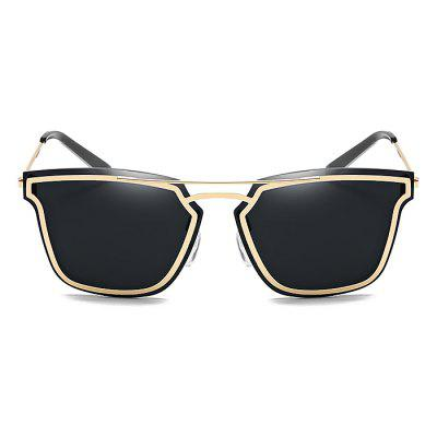 Unisex Western Style Trendy SunglassesStylish Sunglasses<br>Unisex Western Style Trendy Sunglasses<br><br>Frame material: Alloy<br>Functions: UV Protection, Windproof, Dustproof, Fashion<br>Gender: For Unisex<br>Lens material: PC<br>Package Contents: 1 x Sunglasses<br>Package size (L x W x H): 17.00 x 8.00 x 6.00 cm / 6.69 x 3.15 x 2.36 inches<br>Package weight: 0.0400 kg<br>Product weight: 0.0288 kg