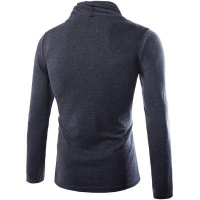 Men Simple Solid Color Long Sleeve SweaterMens Sweaters &amp; Cardigans<br>Men Simple Solid Color Long Sleeve Sweater<br><br>Material: Cotton, Polyester<br>Package Contents: 1 x Sweater<br>Package size: 32.00 x 40.00 x 2.00 cm / 12.6 x 15.75 x 0.79 inches<br>Package weight: 0.3400 kg<br>Product weight: 0.3000 kg