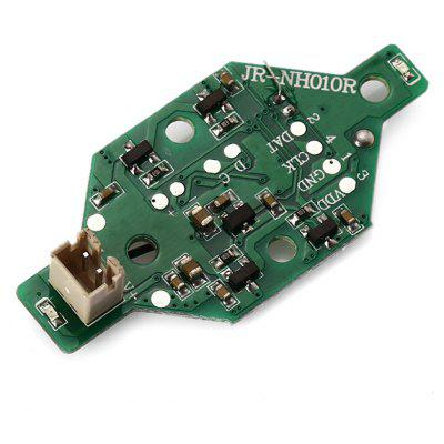 Buy GREEN Original JJRC H36 Receiver Board Quadcopter Accessory for $7.49 in GearBest store