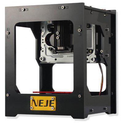 NEJE DK - BL1500mw 550 x 550 Pixel Laser Engraver 7000mw laser engraving machine cutting maching laser engraver big working area 65 50cm support laser power adjustable cutter