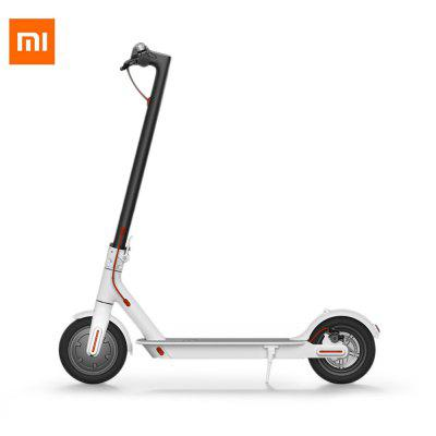 Original Xiaomi M365 Folding Electric Scooter - Blanc