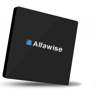 Alfawise S92 TV Box Digital com Octa Core Amlogic S912 Android 6.0