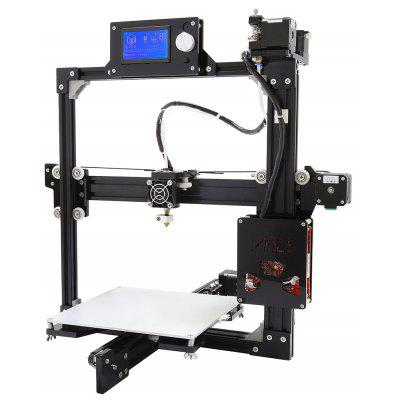 Anet A2 Plus, Aluminium-Metall-3D-DIY-Drucker