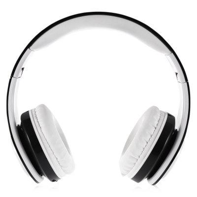 VB06 Foldable Over-ear Soft Stereo Bluetooth Headset with MicEarbud Headphones<br>VB06 Foldable Over-ear Soft Stereo Bluetooth Headset with Mic<br><br>Application: Gaming, Sport, Working<br>Battery Capacity(mAh): 400mAh Li-ion Battery<br>Battery Types: Built-in<br>Bluetooth: Yes<br>Bluetooth distance: W/O obstacles 10m<br>Bluetooth protocol: A2DP,AVRCP,HFP,HSP<br>Bluetooth Version: V2.1+EDR<br>Charging Time.: 2H<br>Compatible with: Computer, iPhone, Mobile phone, PC, iPod<br>Connecting interface: Micro USB, TF card<br>Connectivity: Wireless<br>Driver unit: 40mm<br>External Memory: TF card<br>Features: Portable<br>FM frequency range: 87.5 - 108MHz<br>FM radio: Yes<br>Frequency response: 20-20000Hz<br>Function: Answering Phone, Bluetooth, FM function, Microphone, Song Switching, Voice control, Voice Prompt<br>Impedance: 32ohms<br>Language: English<br>Material: Plastic<br>Max. of External memory: 32GB<br>Model: VB06<br>Music Time: 5.5H<br>Package Contents: 1 x Headset, 1 x Micro USB Cable, 1 x 3.5mm Audio Cable, 1 x English Manual<br>Package size (L x W x H): 13.00 x 10.00 x 19.00 cm / 5.12 x 3.94 x 7.48 inches<br>Package weight: 0.3000 kg<br>Product size (L x W x H): 17.50 x 8.00 x 11.00 cm / 6.89 x 3.15 x 4.33 inches<br>Product weight: 0.1860 kg<br>Sensitivity: 90dB<br>Standby time: 250H<br>Talk time: 6.5H<br>Type: Over-ear