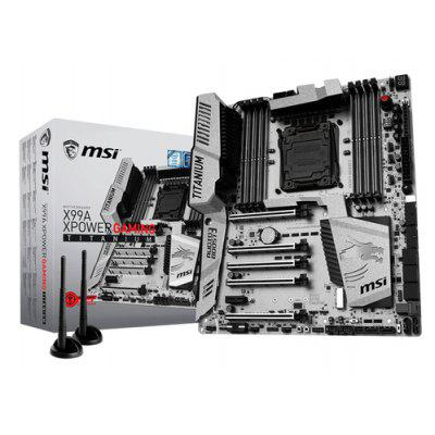 PLACA MSI X99A XPOWER GAMING TITANIUM