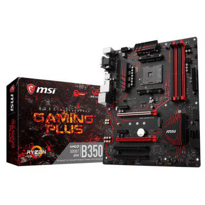 PLACA MSI B350 GAMING PLUS AMD