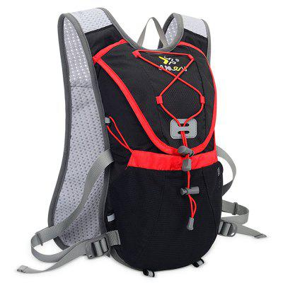 Fashion Outdoor Water-resistant Hydration BackpackBackpacks<br>Fashion Outdoor Water-resistant Hydration Backpack<br><br>Features: Wearable<br>Gender: Men<br>Material: Nylon<br>Package Size(L x W x H): 25.00 x 8.00 x 38.00 cm / 9.84 x 3.15 x 14.96 inches<br>Package weight: 0.3200 kg<br>Packing List: 1 x Hydration Backpack<br>Product Size(L x W x H): 24.00 x 7.00 x 37.00 cm / 9.45 x 2.76 x 14.57 inches<br>Product weight: 0.3000 kg<br>Style: Casual, Fashion<br>Type: Backpacks