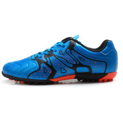 TIEBAO Male Wearable Light Spiked Soccer SneakersAthletic Shoes<br>TIEBAO Male Wearable Light Spiked Soccer Sneakers<br><br>Brand: TIEBAO<br>Closure Type: Lace-Up<br>Contents: 1 x Pair of Shoes<br>Function: Slip Resistant<br>Materials: Rubber, PVC<br>Occasion: Sports, Soccer, Running, Outdoor Clothing, Holiday, Daily, Casual<br>Outsole Material: Rubber<br>Package Size ( L x W x H ): 31.00 x 22.00 x 12.00 cm / 12.2 x 8.66 x 4.72 inches<br>Package Weights: 0.96kg<br>Seasons: Autumn,Spring<br>Style: Modern, Leisure, Fashion, Comfortable, Casual<br>Toe Shape: Round Toe<br>Type: Sports Shoes<br>Upper Material: PVC