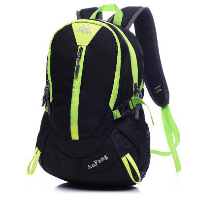 AOFENG Men Outdoor Chic Multifunctional Backpack