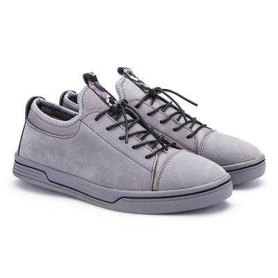 Male Simple Popular Soft Flat Lace Up Leather ShoesCasual Shoes<br>Male Simple Popular Soft Flat Lace Up Leather Shoes<br><br>Closure Type: Lace-Up<br>Contents: 1 x Pair of Shoes<br>Function: Slip Resistant<br>Materials: Rubber, Leather<br>Occasion: Tea Party, Shopping, Office, Holiday, Daily, Casual, Party<br>Outsole Material: Rubber<br>Package Size ( L x W x H ): 33.00 x 22.00 x 11.00 cm / 12.99 x 8.66 x 4.33 inches<br>Package Weights: 0.80kg<br>Pattern Type: Solid<br>Seasons: Autumn,Spring<br>Style: Modern, Leisure, Fashion, Comfortable, Casual<br>Toe Shape: Round Toe<br>Type: Casual Leather Shoes<br>Upper Material: Leather