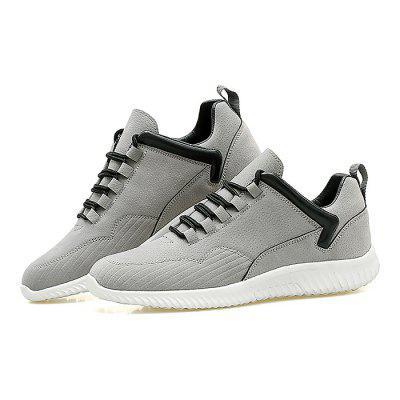Male Simple Soft Flat Anti Slip Leisure Shoes